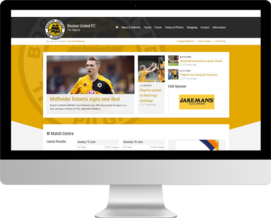 Club website