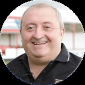 Andy Poutney - Stourbridge FC