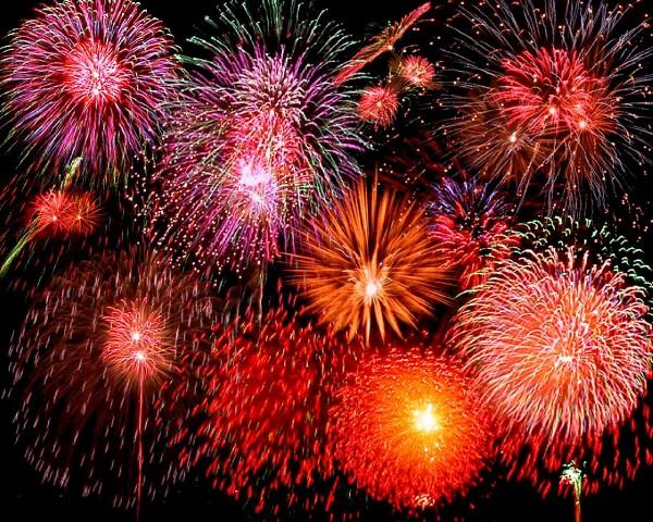 Professional Fireworks Display - Yarm Rugby Club