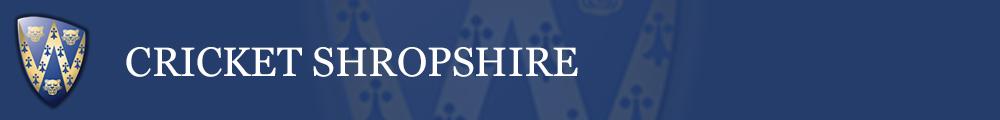 Cricket Shropshire