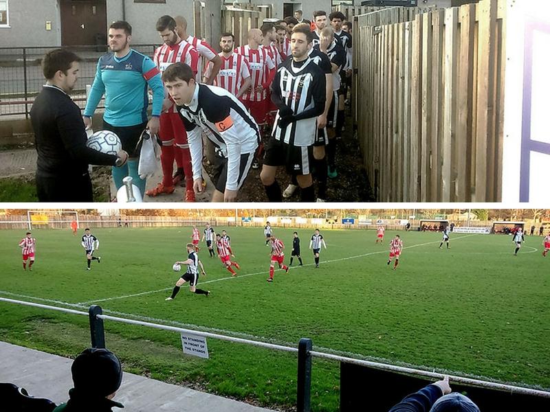 Lydney Town Vs Easington Sports match photo