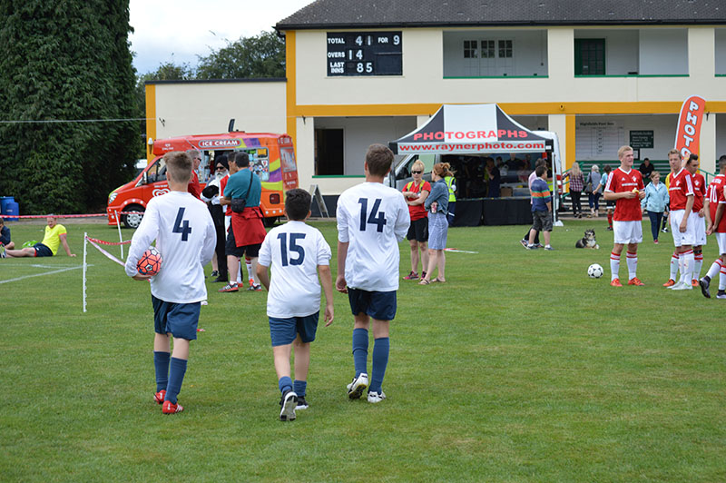 youth sports event